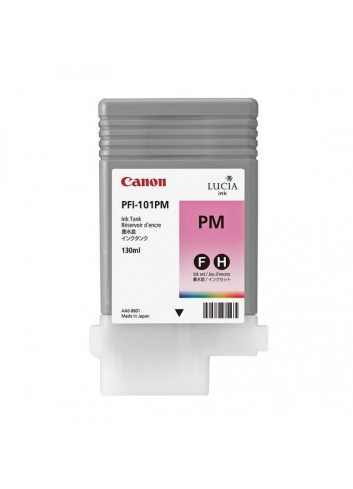 Canon originál ink PFI101PM, photo magenta, 130ml, 0888B001, Canon iPF-5000