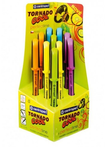 Displej Centropen Tornado COOL 10 ks