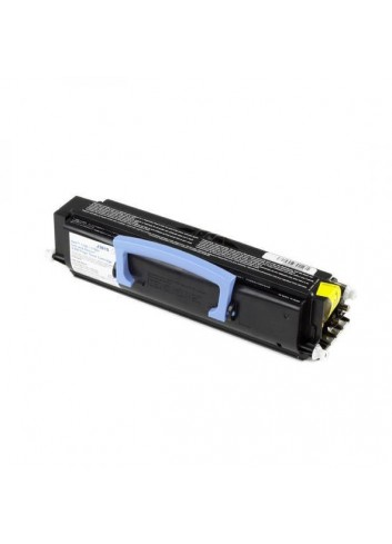 Dell originál toner 593-10040, black, 3000str., J3815, return, Dell 1700, 1710N