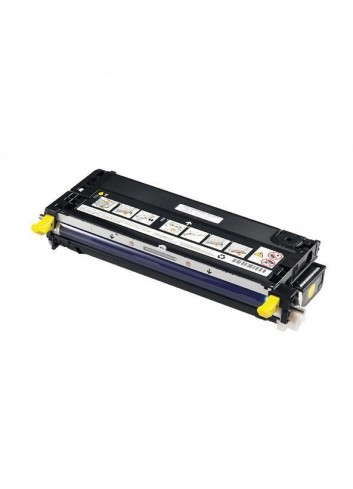 Dell originál toner 593-10168, yellow, 4000str., NF555, Dell 3110CN, 3115