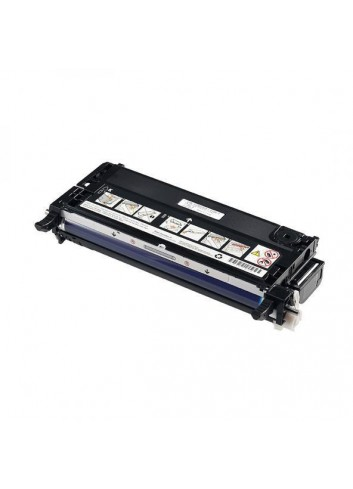 Dell originál toner 593-10169, black, 5000str., PF028, Dell 3110CN, 3115