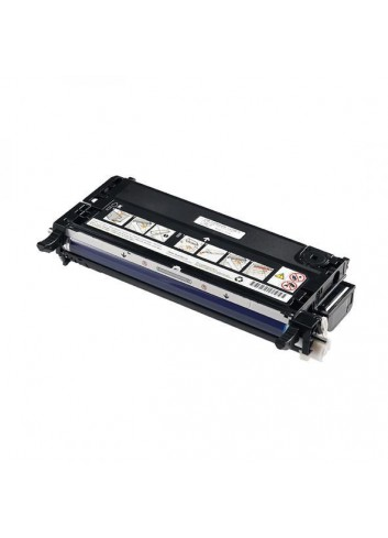 Dell originál toner 593-10170, black, 8000str., PF030, high capacity, Dell 3110CN