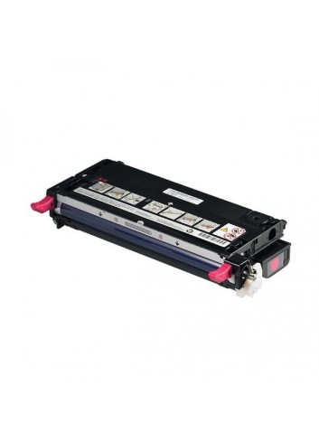 Dell originál toner 593-10172, magenta, 8000str., RF013, high capacity, Dell 3110CN