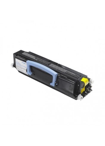 Dell originál toner 593-10237, black, 6000str., MW558, return, Dell 1720, 1720DN