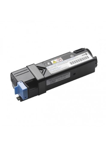 Dell originál toner 593-10258, black, 2000str., DT615, Dell 1320C