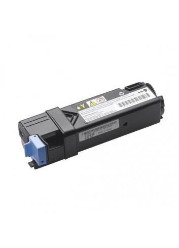 Dell originál toner 593-10260, yellow, 2000str., PN124, Dell 1320C