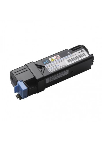 Dell originál toner 593-10263, cyan, 1000str., OP238/RY854, low capacity, Dell 1320, 2130, 2135