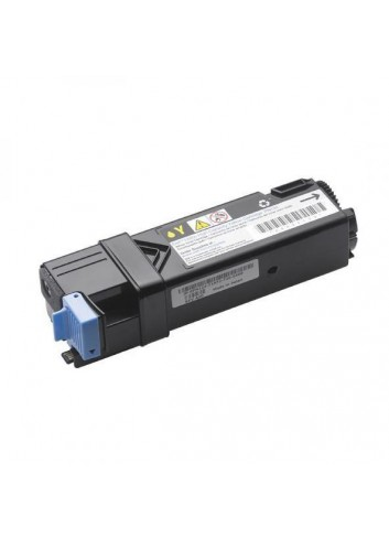 Dell originál toner 593-10264, 593-10318, 593-10326, 593-10351, yellow, 1000str., OP239/RY856, low capacity, Dell 1320, 2130, 21
