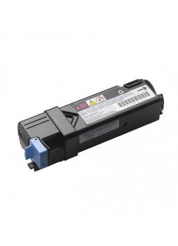 Dell originál toner 593-10265, magenta, 1000str., OP240/RY855, low capacity, Dell 1320, 2130, 2135