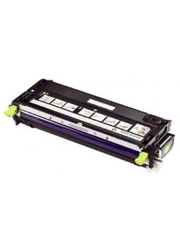 Dell originál toner 593-10291, yellow, 9000str., H515C, Dell 3130CN