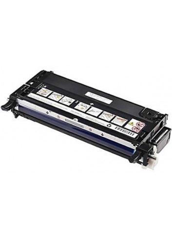 Dell originál toner 593-10293, black, 4000str., G910C, Dell 3130CN
