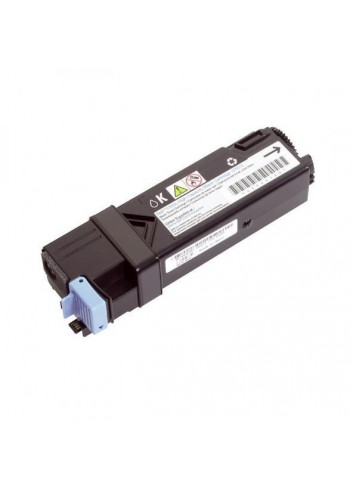 Dell originál toner 593-10312, black, 2500str., FM064, high capacity, Dell 2130CN, 2135CN