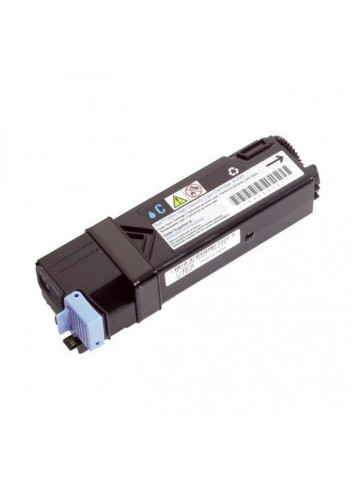 Dell originál toner 593-10321, 593-10313, cyan, 2500str., FM065, high capacity, Dell 2130CN