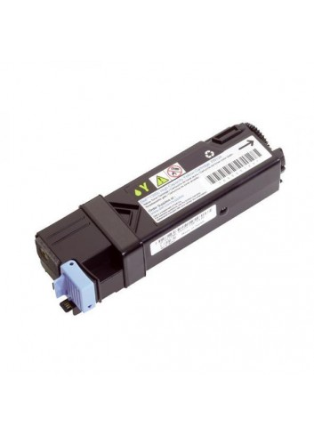 Dell originál toner 593-10322, 593-10314, yellow, 2500str., FM066, high capacity, Dell 2130CN