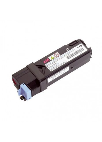Dell originál toner 593-10323, 593-10315, magenta, 2500str., FM067, high capacity, Dell 2130CN
