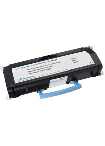 Dell originál toner 593-10334, black, 6000str., PK937, high capacity, Dell 2330d/2330dn/2350/2350dn