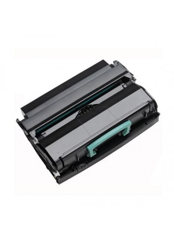 Dell originál toner 593-10337, black, 2000str., PK492, return, Dell 2330d, 2330dn, 2350, 2350dn