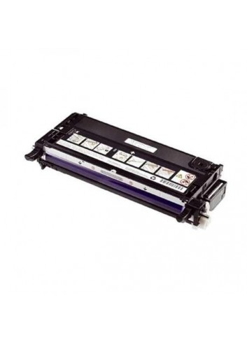Dell originál toner 593-10368, black, 5500str., K442N/R717J, high capacity, Dell 2145CN