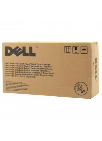 Dell originál toner 593-10961, black, 2500str., 2MMJP, Dell 1130