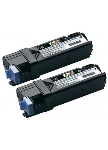 Dell originál toner 593-11035, black, 3000str., 899WG, high capacity, Dell 2150, 2155, 2ks