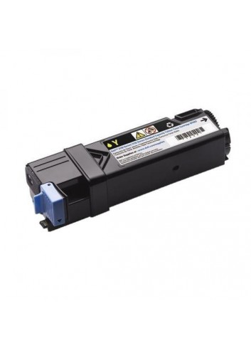 Dell originál toner 593-11036, yellow, 1200str., NT6X2, Dell 2150, 2155