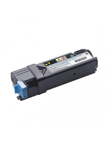 Dell originál toner 593-11037, yellow, 2500str., NPDXG, high capacity, Dell 2150, 2155