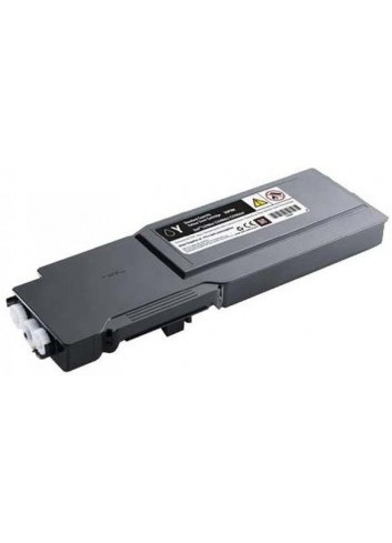 Dell originál toner 593-11116, yellow, 5000str., KGGK4, high capacity, Dell C3760n, C3760dn, C3765dnf