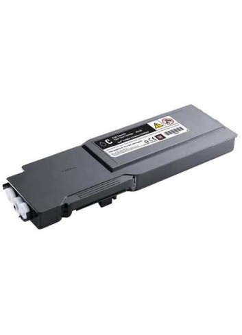 Dell originál toner 593-11118, cyan, 5000str., high capacity, Dell C3760n, C3760dn, C3765dnf
