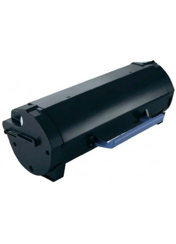 Dell originál toner 593-11167, black, 8500str., M11XH, return, Dell B2360d, B2360dn, B3460dn, B3465dnf