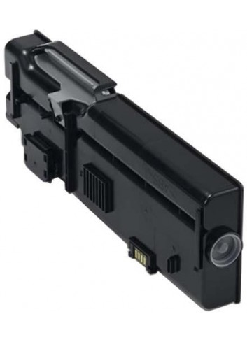Dell originál toner 593-BBBM, black, 1200str., HD47M, low capacity, Dell C2660dn/C2665dnf