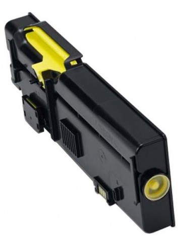 Dell originál toner 593-BBBR, yellow, 4000str., 2K1VC, high capacity, Dell C2660dn/C2665dnf