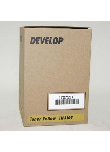 Develop originál toner 4053 5050 00, yellow, 11500str., TN-310Y, Develop QC-2235+