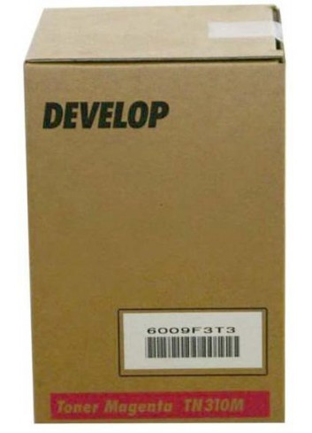Develop originál toner 4053 6050 00, magenta, 11500str., TN-310M, Develop QC-2235+