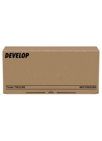 Develop originál toner 4827000284, black, 20000str., TN219, Develop Ineo 25e,+350,+450