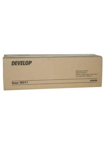 Develop originál toner 8938406, black, 17500str., TN-311, Develop Ineo +350