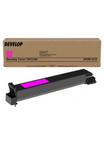 Develop originál toner 8938519, magenta, 12000str., TN-210M, Develop Ineo +250, 260g