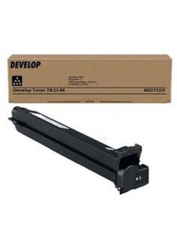 Develop originál toner A0D71D3, black, 24000str., TN-214K, Develop Ineo +200