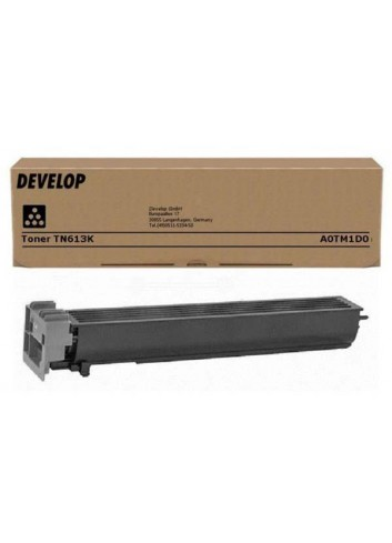 Develop originál toner A0TM1D0, black, 45000str., TN-613K, Develop Ineo +552, +652