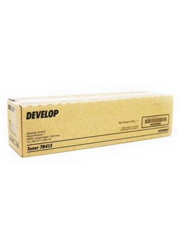 Develop originál toner A2020D2, black, 24000str., TN-415, Develop Ineo 42