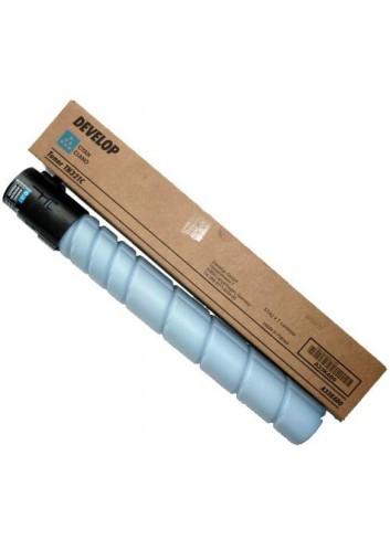 Develop originál toner A33K4D0, cyan, 25000str., TN-321C, Develop Ineo +224, +284, +364, +454, +554