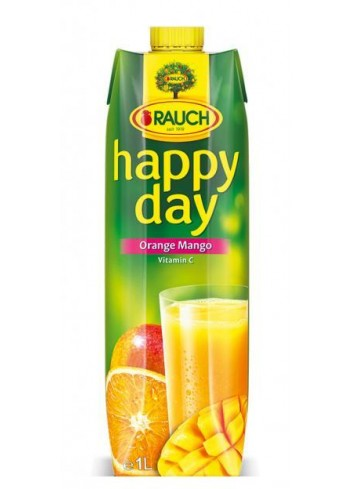 Džús Happy Day Pomaranč a mango 1l