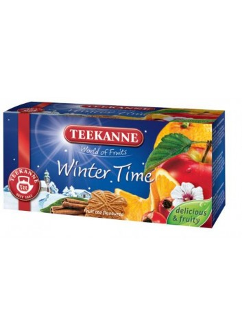 Čaj TEEKANNE ovocný Winter Time 50g