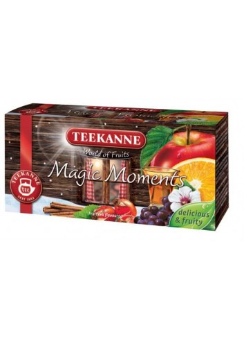 Čaj TEEKANNE ovocný Magic Moments 50g