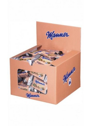 Orieškové minis Manner Original 60x15g