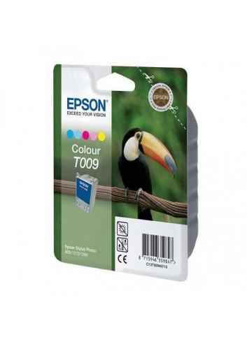 Epson originál ink C13T00940110, color, 330str., 66ml, Epson Stylus Photo 1270, 1290, 900