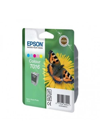 Epson originál ink C13T016401, color, 253str., 66ml, Epson Stylus Photo 2000p