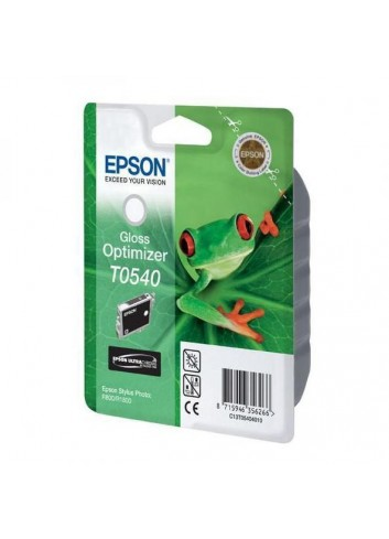 Epson originál ink C13T054040, glossy optimizér, 400str., 13ml, Epson Stylus Photo R800, R1800