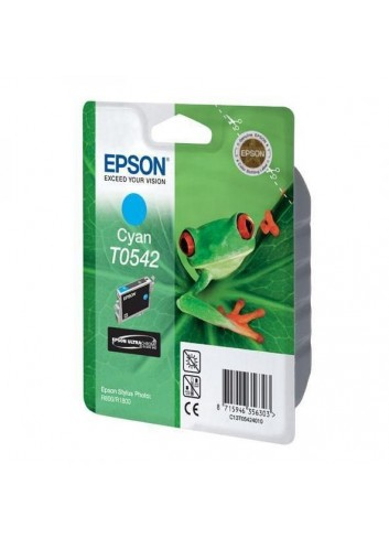 Epson originál ink C13T054940, blue, 400str., 13ml, Epson Stylus Photo R800, R1800