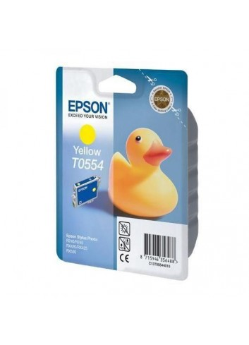 Epson originál ink C13T055440, yellow, 290str., 8ml, Epson Stylus Photo RX425, 420