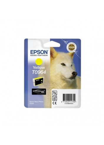 Epson originál ink C13T09644010, yellow, 13ml, Epson Stylus Photo R2880